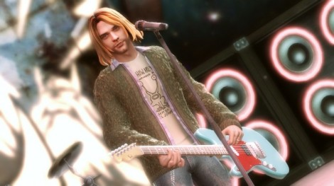 Guitar Hero Cobain