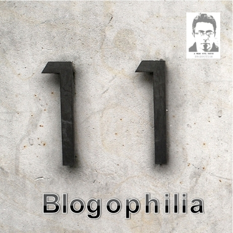 Blogophilia 11