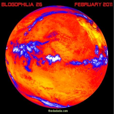 Blogophilia 26 Cover