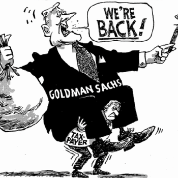 """goldman sachs finds loopholes in regulations Reinvigorating small businesses: identifying obstacles and finding  by the  global markets institute, including """"who pays for bank regulation."""