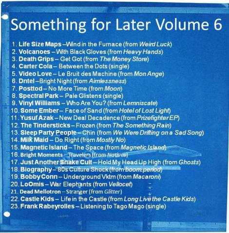 Something for Later Volume 6