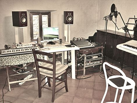 homerecordingstudio