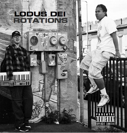 """Friday Free Feature: Lodus Dei – """"Rotations"""""""
