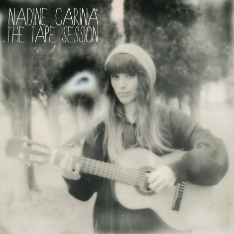 Nadine Carina - The Tape Session - Cover