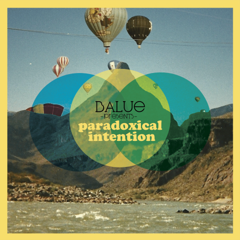 Balue - Paradoxical Intention - cover