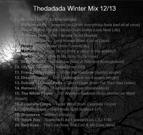 Winter Mix 12_13