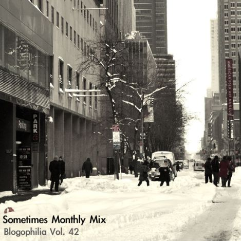 Sometimes Monthly Mix: Blogophilia Vol. 42